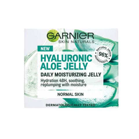 Gēls Garnier Hyaluronic Aloe sejai,mitr. 50ml