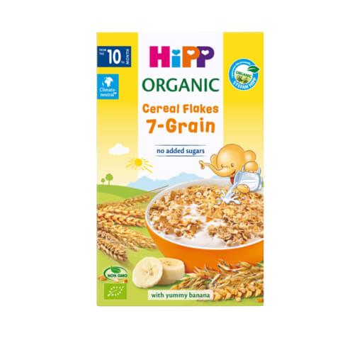 Brokastu 7gr.pārslas HIPP Organic,200g