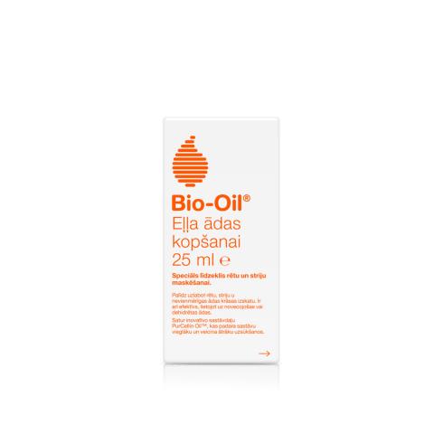 Ķermeņa eļļa Bio Oil, strijām un rētām 25ml