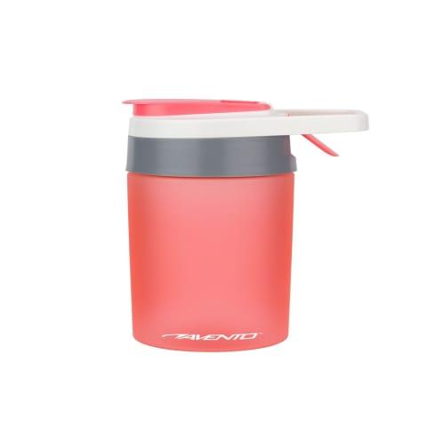 Pudele ar aerosola 0,6l Avento 21WR pink