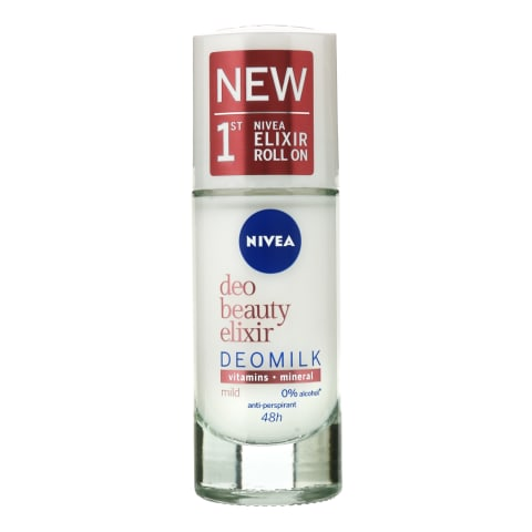 Dezodor. Nivea Elixir Sensitive, rullv. 50ml