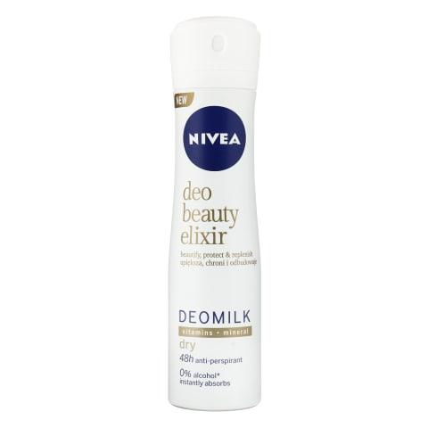 Dezodorants Nivea Elixir Dry, izsmidz. 150ml