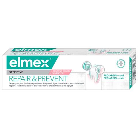 Zobu pas. Elmex Sensitive Repair&Prevent 75ml