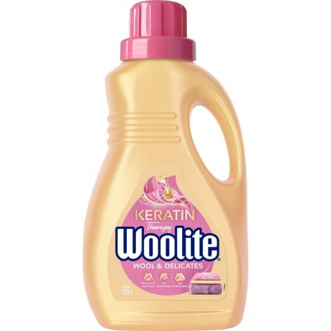 Veļas mazgāšanas līdzeklis Delicate 0,9L