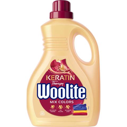 Veļas mazgāšanas līdzeklis Woolite Color 1,8L
