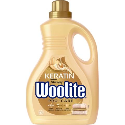 Veļas mazg. līdzeklis Woolite Pro-Care 1,8L
