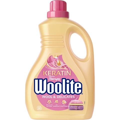 Veļas mazg. līdzeklis Woolite Delicate 1,8L