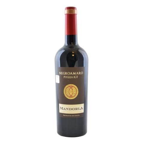S.v. Mandrola Puglia Negroamaro 13% 0,75l