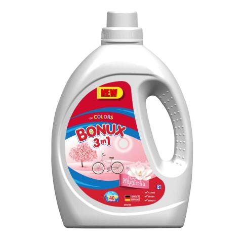 Veļas mazg.līdz. Bonux Liquid Color 40MR 2,2L