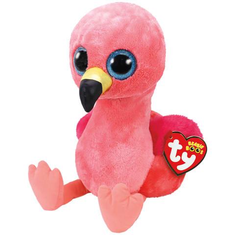 Rotaļlieta GILDA - rozā flamingo, 40cm