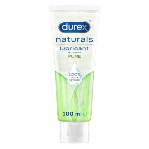 Lubrikantas DUREX NATURAL, 100 ml