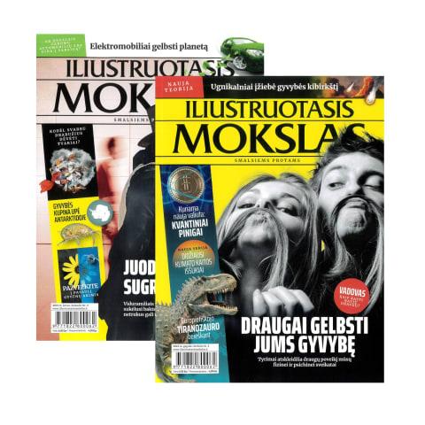 Žurnalas ILIUSTRUOTAS MOKSLAS
