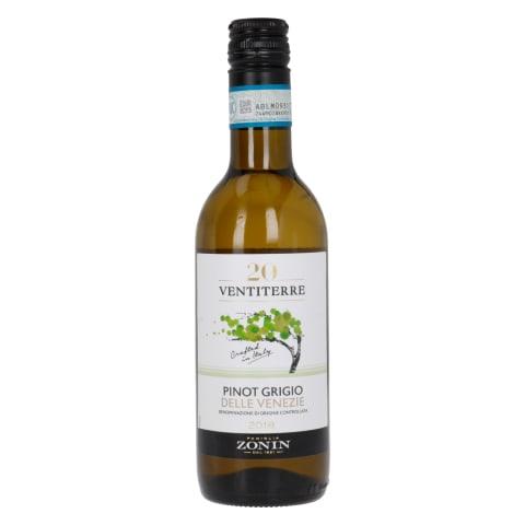 Kgt.vein Zonin Ventiterre Pinot Grigio 0,25l