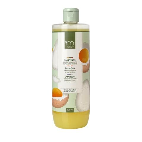 Šampūn. MARGARITA sausiems plauk. su k. 500ml