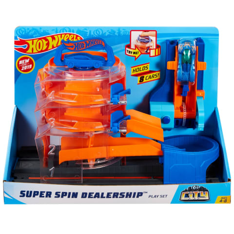 Auto trases Hot Wheels posms