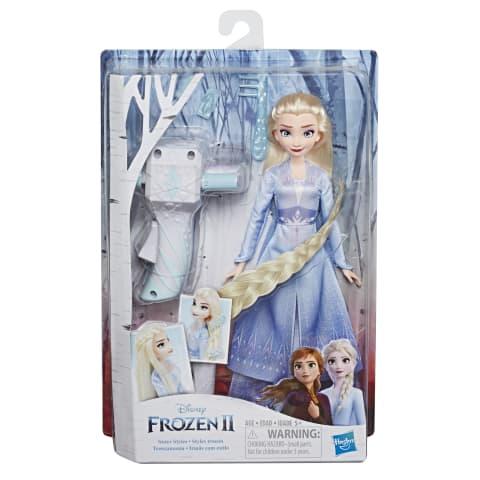 R/l Lelle ar gariem matiem Frozen2 E6950