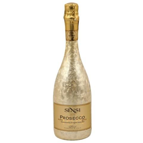 Put. vynas SENSI 18K PROSECCO DOC BRUT, 0,75l