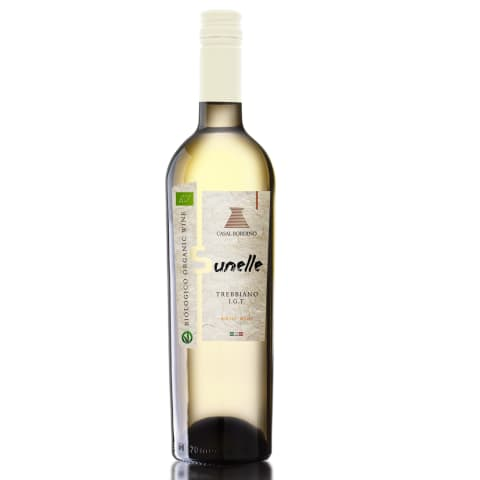 B.v. Sunelle Trebbiano Organic 12,5% 0,75l