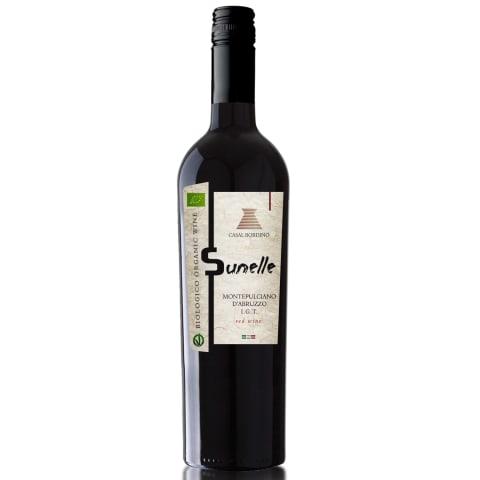 S.v. Sunelle Montepulciano Organico 13% 0,75l