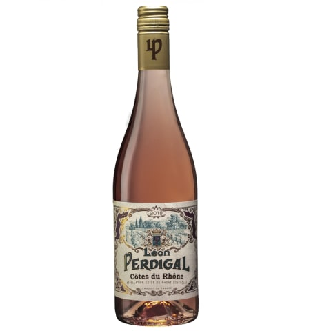 R.v. Leon Perdigal Rosé Côtes 13% 0,75l