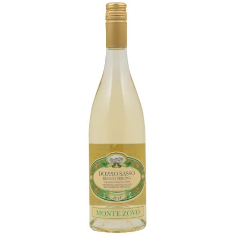 Balt.sausas vyn.MONTE ZOVO DOPPIO SASSO,0,75l