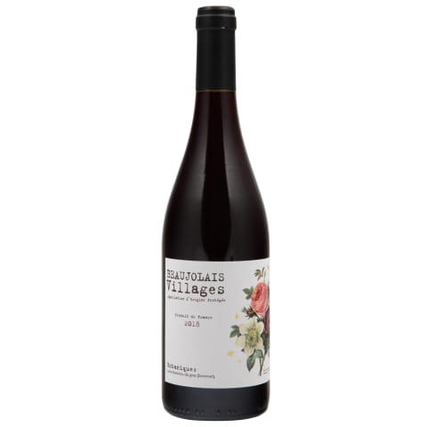 R.saus.vyn.BOTANIQUE BEAUJOLAIS VILLAGE,0,75l