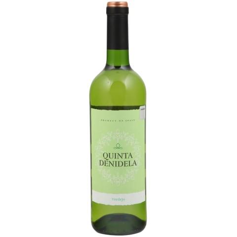 B.saus.stal.vyn.QUINTA DENIDELA VERDEJO,0,75l
