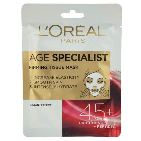 Sejas maska De Age Specialist 45+ nost