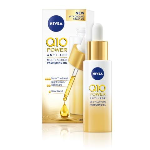 Eļļa saus. sejas  ād. Nivea Q10 P.Extra 30ml