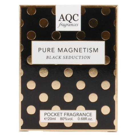 Tualettvesi Pure Magnetism Black  20ml