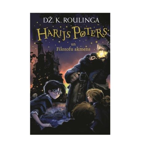 Harijs Poters un Filosofu akmens