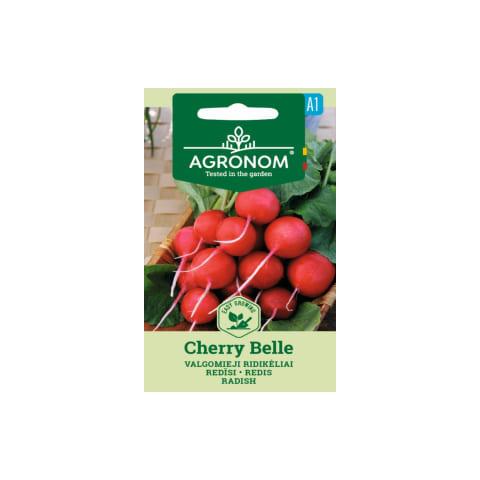 Redīsi Cherry belle Agronom