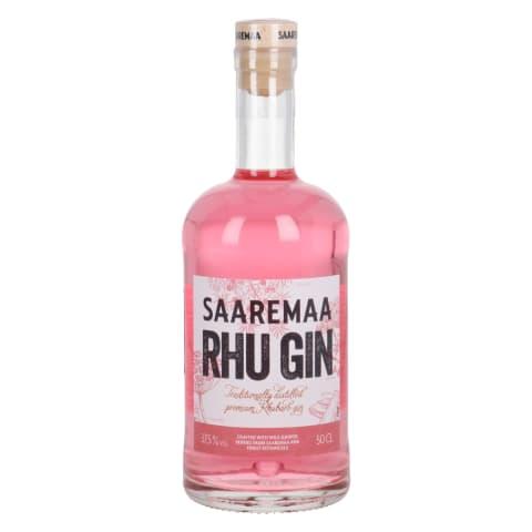 Džins Saaremaa Rabarber 37,5% 0,5l