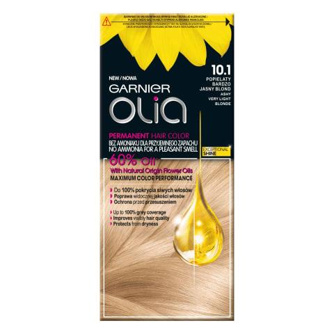 Matu krāsa Olia 10.1 Ashy Very Light Blonde
