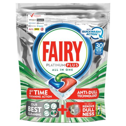Tr.mazg.kaps. Fairy Platinum+ Quick 30gb