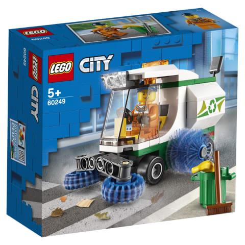 Šluojamoji mašina LEGO CITY 60249