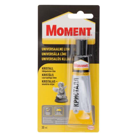 Liim Moment Kristall 30ml