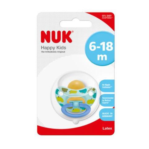 Māneklis happy kids NUK 2la