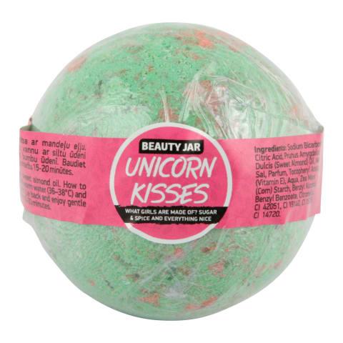 Burbuļbumba Beauty Jar Unicorn Kisses 150g