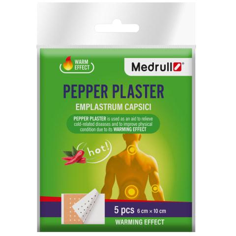 Pipirinis pleistras MEDRULL 6 x 10 N5