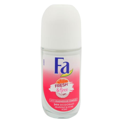 Rulldeodorant Fa Fresh&Free 50ml