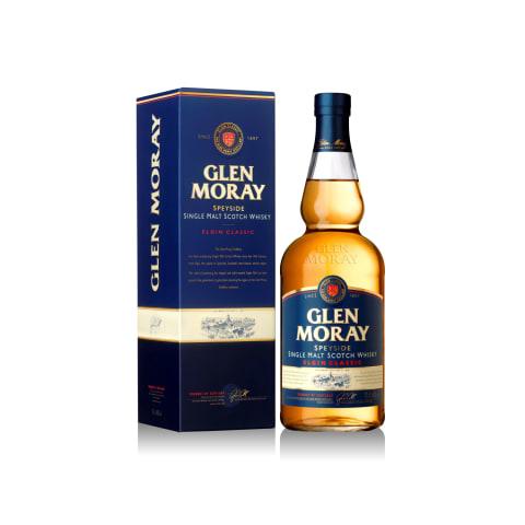 Whisky Glen Moray Single Malt 40% 0,7l