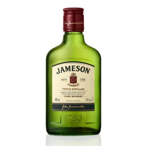 Viskijs Jameson 40% 0,2l