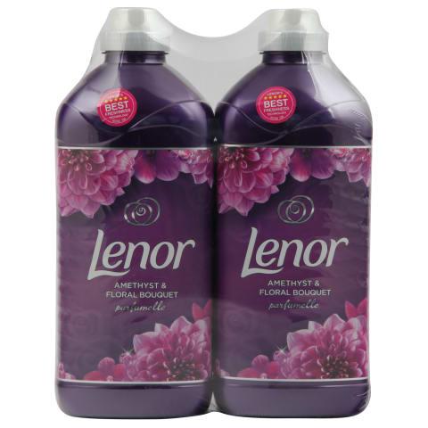 Veļ. mīkst. Lenor Amethyst&Floral 2x2L