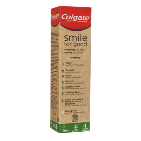 Zobu pasta Colgate Smile For Good Whiten 75ml