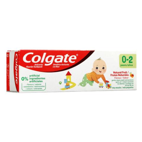 Zobu Pasta Colgate Kids 0-2g,50ml
