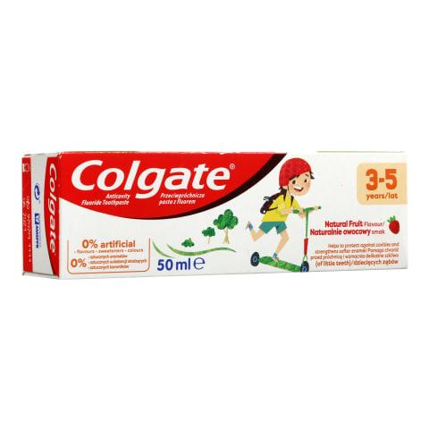 Zobu Pasta Colgate Kids 3-5g,50ml
