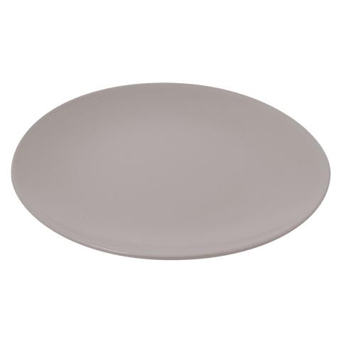 Deserta šķīvis Cesiro 20cm pelēks