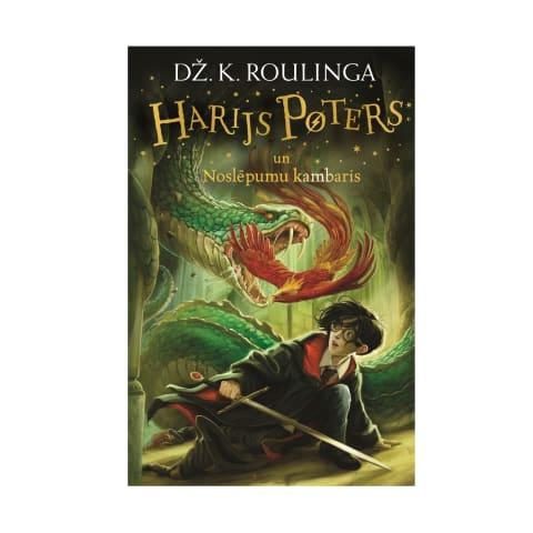Romāns Harijs Poters un Noslēpumu kambaris