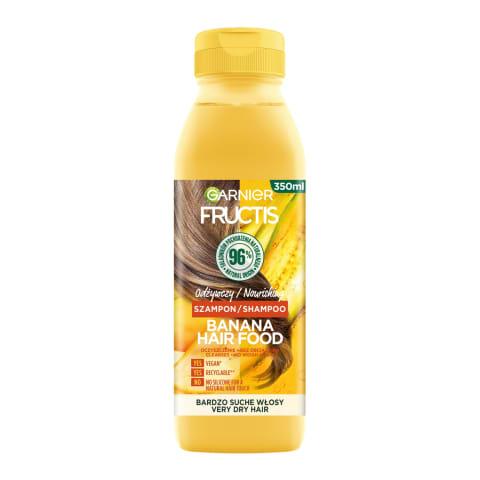 Šampūns Fructis Banana Hair Food 350ml